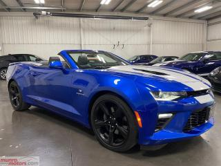 Used 2017 Chevrolet Camaro 2dr Conv 2SS NAV Borla Exhaust for sale in St. George Brant, ON