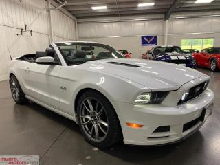 Used 2014 Ford Mustang 2dr Conv GT Brembo Brakes Roush Exhaust for sale in St. George Brant, ON