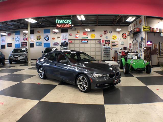 2016 BMW 3 Series 320I X DRIVE SPORT PKG AUT0 P/SUNROOF BACKUP CAMERA 106K