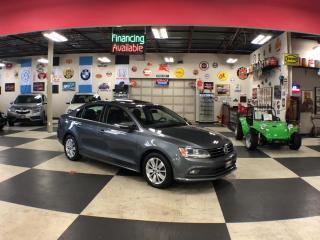 Used 2016 Volkswagen Jetta Sedan 1.4TSI TRENDLINE  AUT0 SUNROOF BACKUP CAMERA for sale in North York, ON