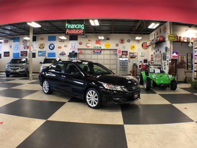 2015 Honda Accord Sedan TOURING AUT0 NAVI LEATHER SUNROOF CAMERA