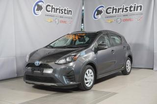 Used 2018 Toyota Prius C SEULMENT**30557 KM** for sale in Montréal, QC