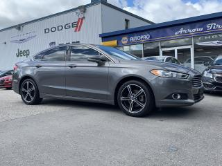 Used 2014 Ford Fusion SE for sale in Aylmer, ON