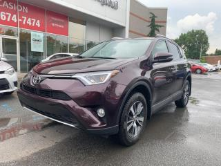 Used 2016 Toyota RAV4 4DR SUV AWD XLE for sale in Longueuil, QC