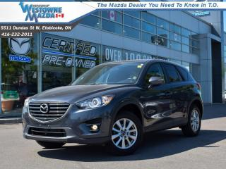 Used 2016 Mazda CX-5 GS  - Sunroof -  Heated Seats for sale in Toronto, ON
