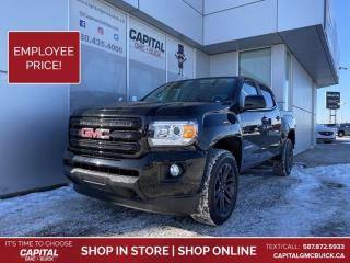 New 2020 GMC Canyon Crew Cab 4WD SLE for sale in Edmonton, AB