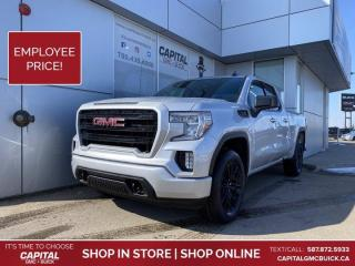 New 2020 GMC Sierra 1500 Double Cab Elevation for sale in Edmonton, AB