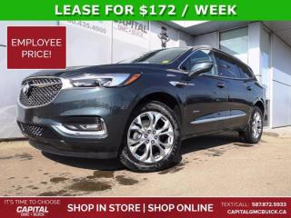 New 2020 Buick Enclave Avenir AWD for sale in Edmonton, AB