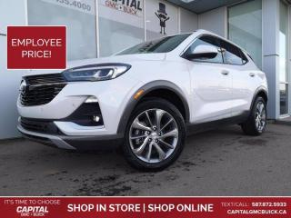 New 2020 Buick Encore GX Essence AWD for sale in Edmonton, AB