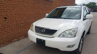 Used 2008 Lexus RX 350 ultra premium- full loaded for sale in Oakville, ON