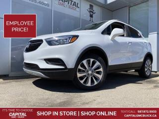 New 2020 Buick Encore Preferred AWD for sale in Edmonton, AB