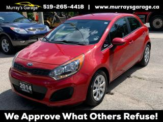 Used 2014 Kia Rio EX for sale in Guelph, ON