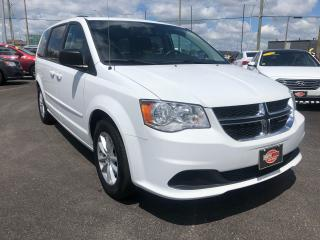 Used 2015 Dodge Grand Caravan SXT*DVD*BACKUP CAM*7 PASS for sale in London, ON