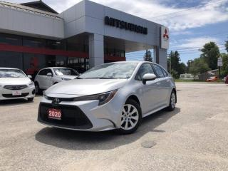 Used 2020 Toyota Corolla LE for sale in North Bay, ON