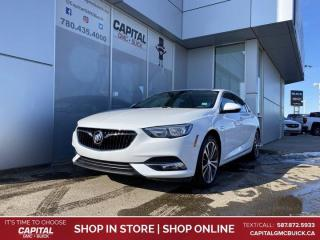 Used 2019 Buick Regal Sportback Essence AWD HB REMOTE START SUNROOF HEATED STEERING for sale in Edmonton, AB