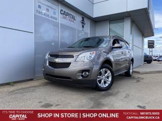 Used 2012 Chevrolet Equinox 2LT AWD REMOTE START HEATED SEATS PWR TAILGATE for sale in Edmonton, AB