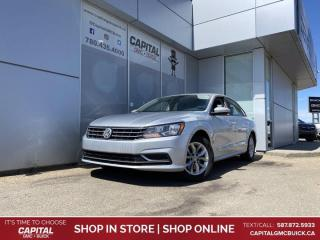 Used 2018 Volkswagen Passat Trendline+ BRAND NEW TIRES HEATED SEATS CAR PLAY for sale in Edmonton, AB
