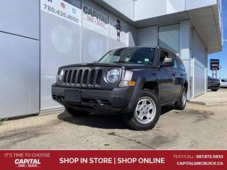 Used 2016 Jeep Patriot Sport 4WD for sale in Edmonton, AB