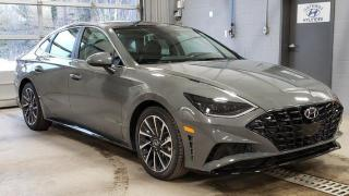 New 2020 Hyundai Sonata 1.6T ULTIMATE NO OPTIONS for sale in Port Hawkesbury, NS