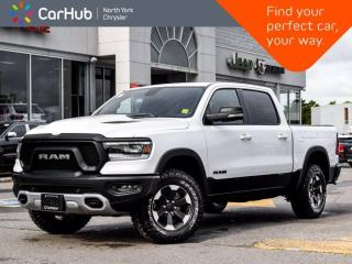 New 2020 RAM 1500 Rebel 4x4 Crew Cab 5'7
