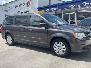 Used 2015 Dodge Grand Caravan SXT for sale in Aylmer, ON