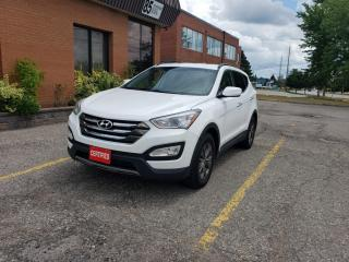 Used 2013 Hyundai Santa Fe AWD 4dr 2.4L Auto|PANORAMIC SUNROOF|LOW MILEAGE|CLEAN CARFAX for sale in Richmond Hill, ON