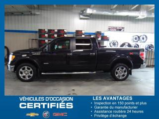 Used 2013 Ford F-150 4WD Super Crew 157'' WB for sale in Amos, QC