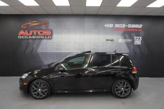 Used 2012 Volkswagen Golf R GOLF R + AWD + UNITRONIC + GPS NAV TOIT 129 164 KM for sale in Lévis, QC