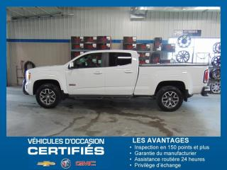 Used 2017 GMC Canyon for sale in Amos, QC
