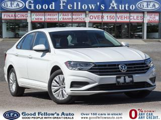 Used 2019 Volkswagen Jetta REARVIEW CAMERA, HEATED SEATS, 1.4L TURBO for sale in Toronto, ON