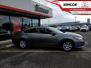 Used 2017 Nissan Altima 2.5  -  Bluetooth -  Cruise Control - $75 B/W for sale in Simcoe, ON