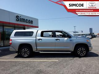 Used 2014 Toyota Tundra SR5  - Bluetooth -  Trailer Hitch for sale in Simcoe, ON