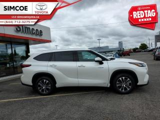 New 2020 Toyota Highlander Hybrid XLE  - Power Moonroof - $388 B/W for sale in Simcoe, ON