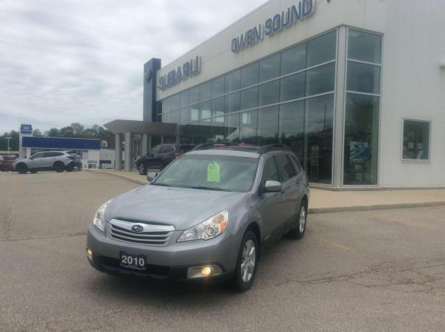 2010 Subaru Outback Ltd Pwr Moon/Navigation