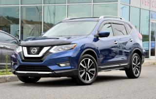 Used 2017 Nissan Rogue SL AWD NAVI CUIR TOIT PANO AWD CUIR NAVI TOIT PANORAMIQUE for sale in Lachine, QC