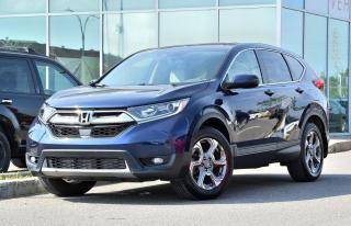 Used 2017 Honda CR-V EX-L DEAL PENDING AWD CUIR TOIT AWD*TOIT*CUIR*AC*AUTO*CAMERA*BLUETOOTH*CRUISE*SIEGES CHAUFFANTS*++ for sale in Lachine, QC
