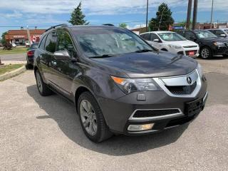 Used 2010 Acura MDX Elite Pkg for sale in Toronto, ON