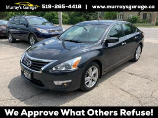 Used 2013 Nissan Altima 2.5 SV for sale in Guelph, ON