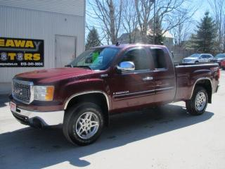 Used 2009 GMC Sierra 1500 WORK TRUCK EXT. CAB for sale in Brockville, ON