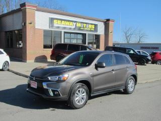Used 2019 Mitsubishi RVR SE 4WD for sale in Brockville, ON