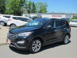 Used 2015 Hyundai Santa Fe 2.0L SPORT for sale in Brockville, ON