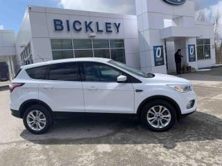 Used 2017 Ford Escape SE w/HEATED SEATS, BACKUP CAMERA, ONE LOCAL OWNER!!! for sale in Huntsville, ON