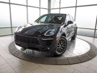 Used 2018 Porsche Macan S for sale in Edmonton, AB