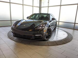 Used 2018 Porsche Panamera 4S | CPO | Ext. Warranty | Premium Plus | Assist & Sport PKG for sale in Edmonton, AB