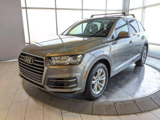 Used 2017 Audi Q7 No Accidents, One Owner for sale in Edmonton, AB