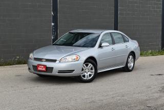 Used 2013 Chevrolet Impala LT for sale in Winnipeg, MB