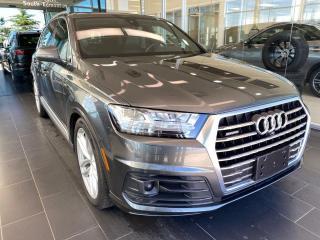 Used 2017 Audi Q7 3.0T Technik, S-LINE, NAVI, PANO ROOF, AWD for sale in Edmonton, AB