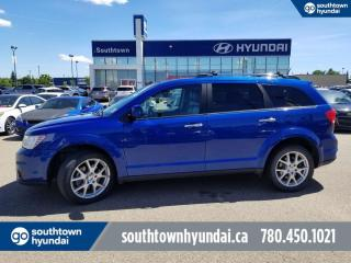 Used 2015 Dodge Journey R/T AWD/7 PASS/LEATHER/ROOF for sale in Edmonton, AB