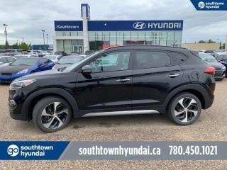 Used 2017 Hyundai Tucson SE 1.6 TURBO/AWD/B.CAM/LEATHER/PANO ROOF for sale in Edmonton, AB