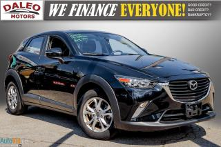Used 2017 Mazda CX-3 GS / LOW KMS / MOONROOF / NAVI / HEATED SEATS / for sale in Hamilton, ON